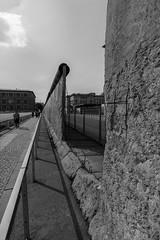 A Hole in the Wall (ShutterBasset) Tags: berlinwall mauer bw blackandwhite clearskies concrete coldwar secondworldwar ww2 germany westgermany ddr topographyofterrors nikon d5200 tokina