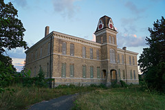 Fort Snelling - Upper Post Administration Building (Thompson Photography) Tags: fortsnelling81716 fortsnelling upperpost twincities minnesota mn august 2016 81716