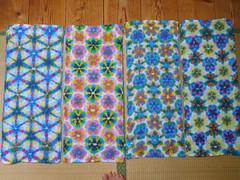tie dye, baby!! (asiadyer) Tags: tiedye textile dyed dye dyeing shibori itajime