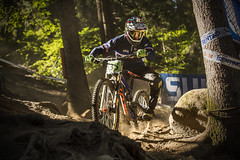 _HUN0219 (phunkt.com™) Tags: uci dh downhill down hill mtb mountain bike world champ championship val di sole italy 2016 photos phunkt phunktcom keith valentine race final finals dust dusty