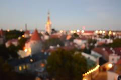 Hääd ööd, Tallinn! (anuwintschalek) Tags: nikond7000 d7k 18140vr eesti estland estonia tallinn toompea vanalinn oldtown altstadt sügis autumn herbst õhtu evening night pime dunkel dark lowlight september 2016 patkuli vaateplatvom aussichtsplattform sightseeingpoint