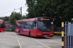 IMGP4562 (Steve Guess) Tags: newburypark redbridge london england gb uk bus coach rail replacement regal wright