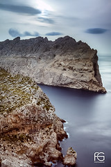 Cap formentor on the other side (Fabien Georget (fg photographe)) Tags: slowshutter sea longexposure sunrise beach sun sand sunset ocean mer water landscape majorque cap formentor ayezloeil bateau beautiful beautifulearth bigfave canoneos600d canon cloudsstromssunsetandsunrise dflick earth elitephotographie elitephotography elmundopormontera eos fabiengeorget fabien fgphotographe flickr flickrdepot flickrunited georget geotagged flickunited mordudephoto nature paysages paysage perfectphotograph perfectpictures wondersofnature wonders supershot supershotaward theworldthroughmyeyes sky shot photography photo great phographers greatphotographer french rocks montagne mountain