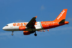 G-EZIW Airbus A319-111 EZY  LGW (Jetstar31) Tags: geziw airbus a319111 ezy lgw