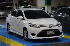 Toyota Vios (nighteye) Tags: toyota vios bangkok thailand car