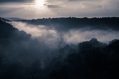 J o u r n e y (Andrea LD) Tags: fog mountain cinematic road canon eos 6d ef 24105 24105mm f4 l is usm