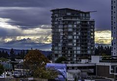 Forecast, sun - Hmm! (Tony Tomlin) Tags: whiterockbc clouds sun condos whalewall britishcolumbia bc canada