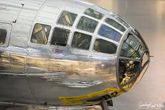 20160926-163216-5D3_3197 (zjernst) Tags: 2016 aerospace airandspacemuseum aircraft airplane atomicbomb b29 boeing bomber enolagay hangar museum plane smithsonian superfortress udvarhazy
