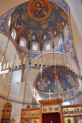DSC_8384 (AndrewGould) Tags: orthodox dome fresco mural iconography byzantine russian holy ascension