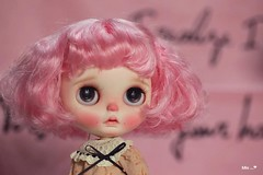#CharlottedeFleurs #customblythe #Blythe #mioo_odolls