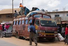 Loading the bus (JohnMawer) Tags: truck maralal bus delivery transport samburucounty kenya ke