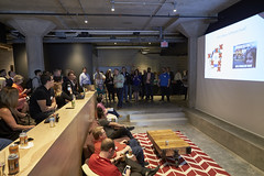 Customer Experience -BS0U7420 (TechweekInc) Tags: techweek event 2016 startup technology tw innovation kansas city tech kc fest customer experience smi digita local brews insights cto jason taylor stackify software speaker condado group ramsey zerni deanna ferrante