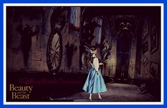 Exploring the West Wing (DisneyBarbieCollector) Tags: mattel favorite fairytale belle beauty beast disney dolls toys