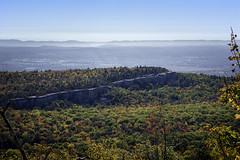 DSC_3283 (Stephen Biebel Photography) Tags: landscape northeastern leaves changing autumn fall october minnewaska newyork woods forsest trees hiking overlook scenic vistas view colors