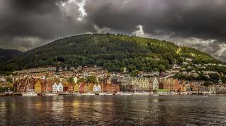 Classic Bergen panorama