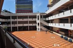 Goodbye Rocher 08 (fionatkinson) Tags: singapore asia rocher hdb flats urban demolishon old colour architecture landscape