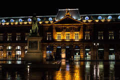 The days grow old (OR_U) Tags: 2016 oru france strasbourg laubette placekleber city night nightphotography wet rain nightlights
