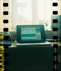 Yashica 44 - Vista Testing (Steve Lloyd) Tags: yashica44 trinket 35mm vista