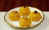 Boondi ka laddu (abhiinav) Tags: laddu mithai indiansweets boondikaladdu