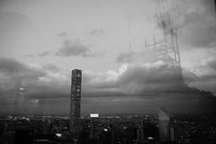 New York (Yaqine Hamzaoui) Tags: rood newyork city blacknwhite black white landscape view refelction holidays vacation