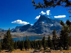 Banner Peak and Mt Ritter (ms4jah) Tags: anseladamswilderness jmt