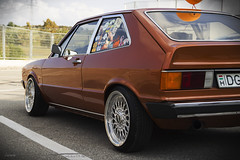 Beauty (Lacmaaan) Tags: vw volkswagen meetup tallkoz mogyord hungary bbs sticker stickerbomb wheel car aut scirocco vehicle