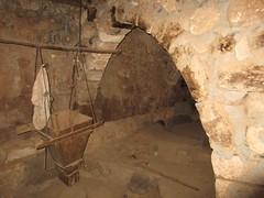 Israel, Tel Dan, old mill