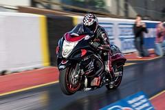 Busa power (bainebiker) Tags: suzukihyabusa motorcycle wheelie motorcycleracing dragracing canonef100400mmf4556lis podington northamptonshire uk canonef100400mmf4556lisiiusm santapodraceway
