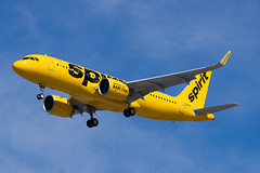Spirit Airlines Airbus A320neo N901NK (jbp274) Tags: lax klax airport airplanes spiritairlines spirit nk airbus a320 a320neo