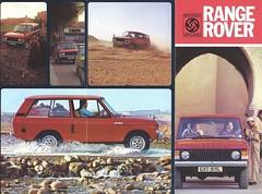 1974 Range Rover (Hugo-90) Tags: tata 1974 rangerover land rover ads advertising brochure catalog leyland