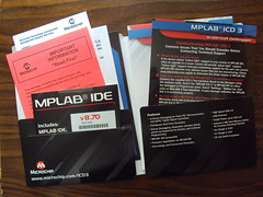 DSC02793 (Ioannis Kedros) Tags: microchip unboxing farnell mplab icd2 icd3