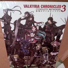 Valkyria Chronicles 3 - Complete Artworks... (MisledYouth74) Tags: anime art manga rpg sega vc artbook valkyriachronicles udonentertainment uploaded:by=flickstagram instagram:photo=441635719881527671202252659