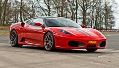 Ferrari F430 by JD Customs (Lyon1845) Tags: art photography spring nikon automotive ferrari event jd customs f430 d90 2013