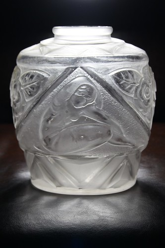 Art deco Carrillo vase