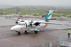 OK-ASA L-410-UVP-E Brighton City Airways (ChrisChen76) Tags: czechrepublic shoreham shorehambysea l410 l410uvpe brightoncityairways