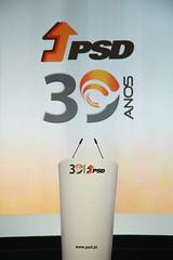 39º Aniversário do PSD