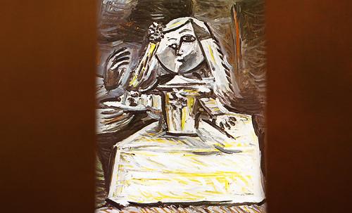 """Meninas, iconósfera de Diego Velazquez (1656), estudio de Francisco de Goya y Lucientes (1778), paráfrasis y versiones Pablo Picasso (1957). • <a style=""""font-size:0.8em;"""" href=""""http://www.flickr.com/photos/30735181@N00/8746863075/"""" target=""""_blank"""">View on Flickr</a>"""