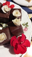 Lauras Petit Fours (Been Around) Tags: flowers red food flower macro cake austria sterreich spring europa europe chocolate may eu samsung plate blumen mai galaxy sweets marzipan blume makro schokolade petitfours obersterreich autriche s4 chocolatecake teller austrian frhling aut o upperaustria steyrling 2013 a onlyyourbestshots hauteautriche concordians thisphotorocks sses bezirkkirchdorf expressyourselfaward smartphonecamera bezirkkirchdorfanderkrems samsunggalaxys4 galaxys4 i9505 i9505galaxys4