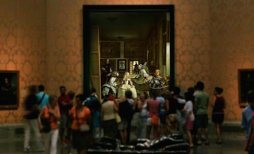 """Meninas, iconósfera de Diego Velazquez (1656), estudio de Francisco de Goya y Lucientes (1778), paráfrasis y versiones Pablo Picasso (1957). • <a style=""""font-size:0.8em;"""" href=""""http://www.flickr.com/photos/30735181@N00/8747975174/"""" target=""""_blank"""">View on Flickr</a>"""