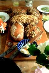 (bunagaya-santasan) Tags: food breakfast bread baking eat homemade bakery brot frh