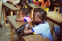 image (suzanne michelle) Tags: africa school west 50mm guinea nikon ships 14 volunteer elementary mercy d700