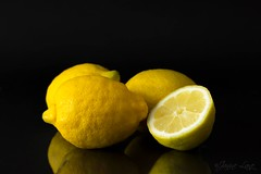 Lemons (Janine Lane Photos) Tags: food stillife thephotographyinstitute