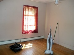 Vacuum Cleaner In The Bedroom. (dccradio) Tags: house ny newyork home rooms interior upstateny constable northernny