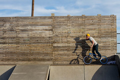 Day 93:365 BMX (jeffreykerekes) Tags: park oneaday bike canon eos bmx freestyle day skatepark skate 365 93 edition dailyphoto 2011 project365 365days 11043 93365 3652011