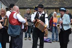 Earlsdon Morris Men (The Bees) Tags: festival dance yorkshire morris earlsdon shepley