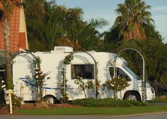 mobile van rv winnebago
