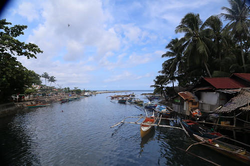 Fishing boats, Sicayab, Dipolog City, Philippines. Photo by Dr. Leocadio Sebastian, 2013.