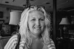 MarcyB. (ditch Mingo) Tags: ditchmingo beautiful wonderful amazing wife portrait blackwhite bw bandw blackandwhite monochrome monochromatic southernstreets sonyrx100m3 rx100m3 compactcamera pointshoot pocketstreet