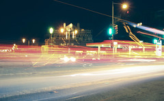 Georgetown (anh d. nguyen) Tags: lighttrail nighttime street lights