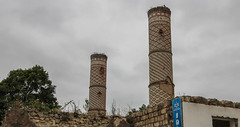 Shushi Upper Mosque (Kachangas) Tags: armenia nagorno karabakh nagoronokarabakh artsakh armenian stepanakert shushi shusha caucasus war conflict azeribaijan